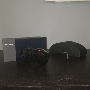 NWB Prada Aviator Sunglasses